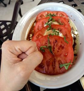 Caprese Salad-Sole Mio Woodbury-MaK and Cheese